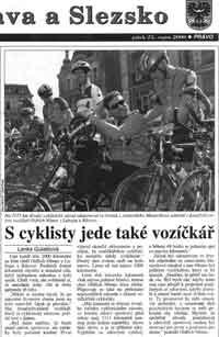 Závod Celou Českou republikou