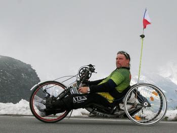 Handbiker Oldřich Němec: Litovat může člověk pouze promarněných příležitostí