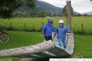 Cyklostezka Zell am See - Jindřiška a Jana