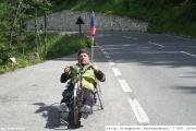 Dva kilometry za mýtným ve Ferleitenu - 11:05hodin 7. července 2007
