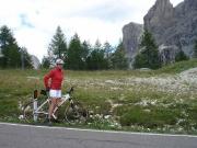 Můj cyklodoprovod a fotografka Pavla