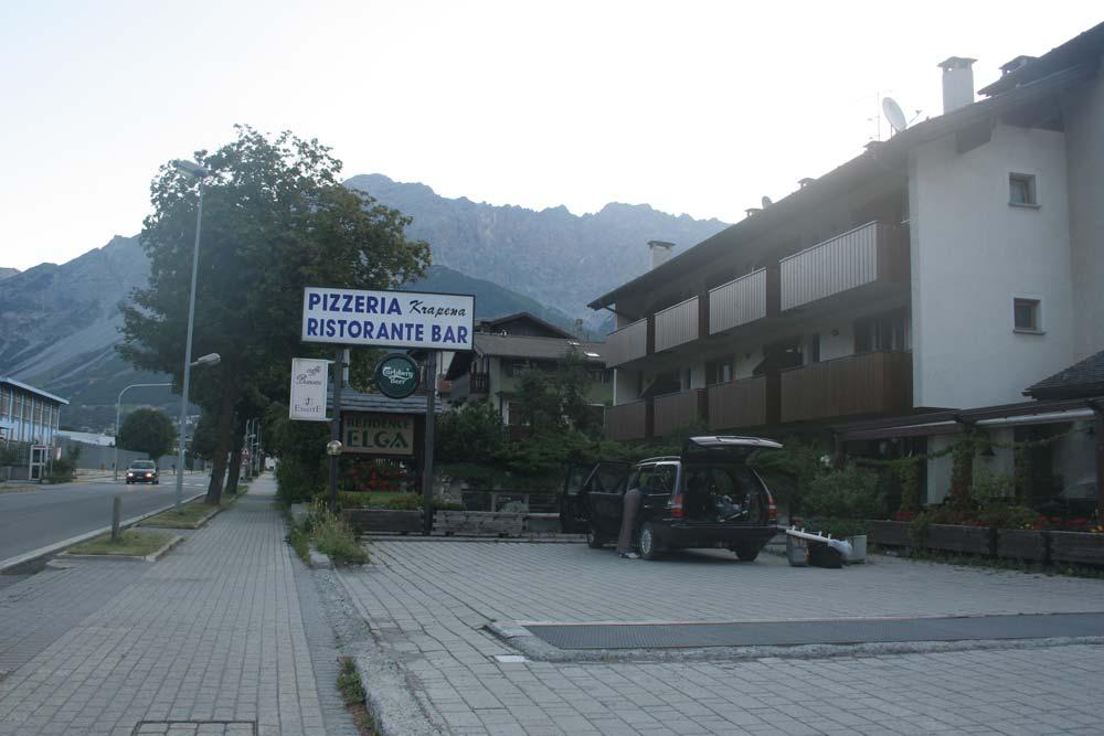 Ubytování v rezidenci Elga Valdisotto - Bormio
