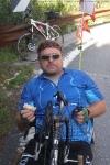Ten pupek už asi neshodím - s handbikem na druhý nejvyšší průsmyk v Evropě 27. 8. 2009