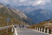 Jak lze na hadbiku předjet motocykly po vnitřní straně - 27. 8. 2009